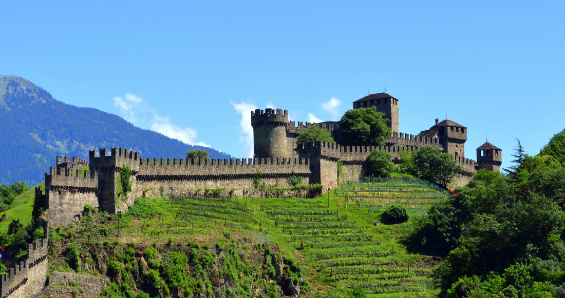 Travel Reviews Of Bellinzona Switzerland